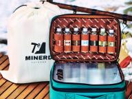 キャンプ飯のためのアイテムをひとつに! MINERDのシェフバッグがクラウドファンディングで先行予約販売中