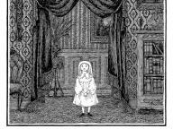 不気味で優雅、繊細な創作世界へようこそ。「エドワード・ゴーリーの優雅な秘密」展開催