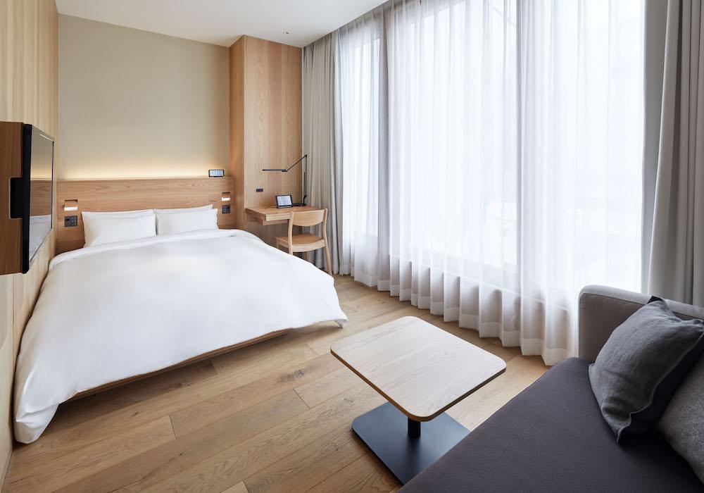 タイプHの部屋。¥29,900(消費税・サービス料込み)