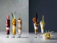 ひんやり華やかなパフェを、昼も夜も! ウェスティンホテル東京の「Summer Premium Parfait」