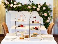 ローズティーの香りに癒される! 「SABON Rose Tea CAFE」が期間限定オープン中