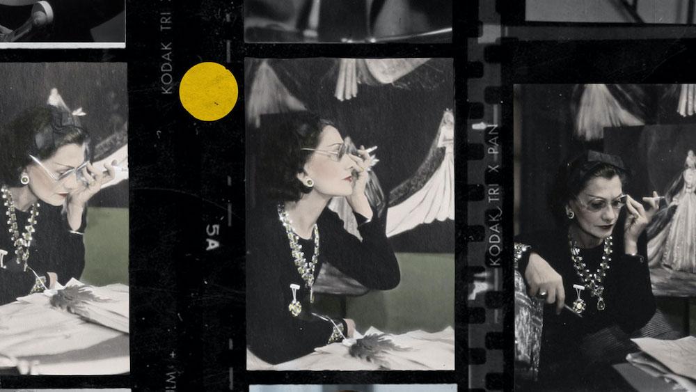 ハリウッドの黄金時代からフランスのヌーヴェルヴァーグ、そしてアヴァンギャルド映画まで、ガブ リエル シャネルは近代映画のアイコンたちにモダニティの刻印を残しました。舞台の上であれどこで
