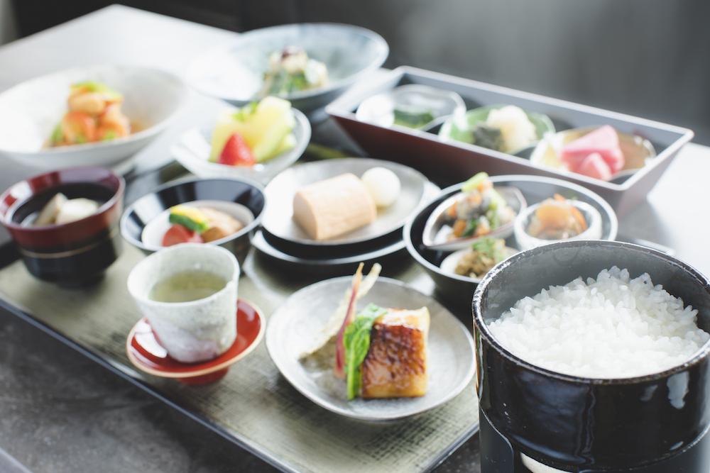 こだわりのお米と素材を活かした、日本料理「KIZAHASHI」の朝食。※写真はイメージ