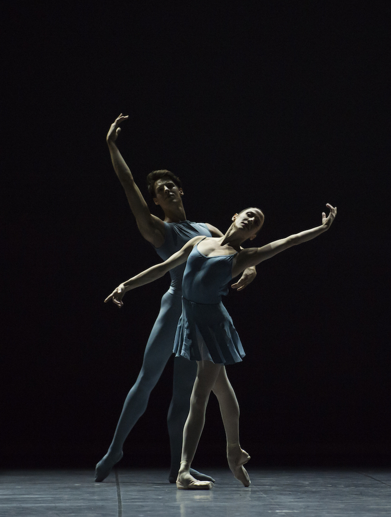 Blake Works I, William Forsythe - Ludmila Pagliero, Germain Louvet 2016-17-F