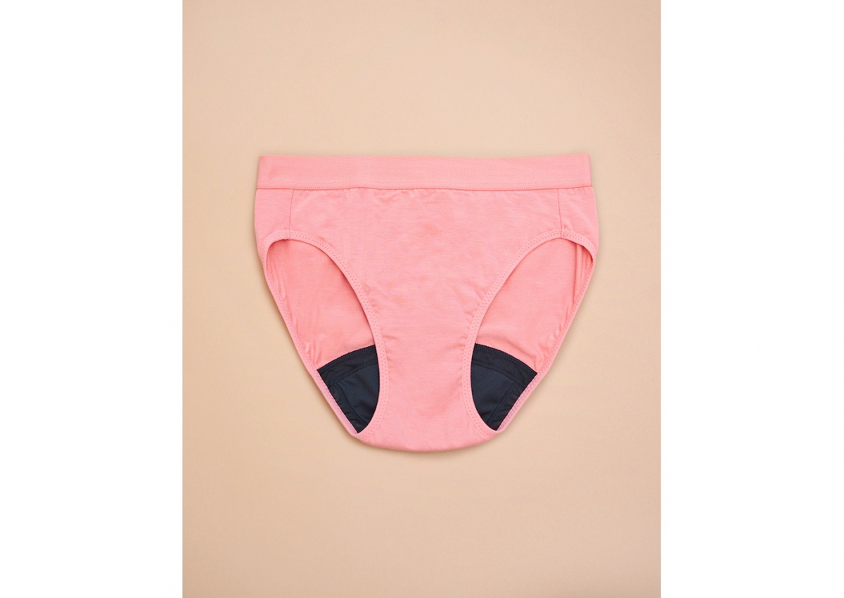 吸水ショーツ「レギュラー」(Beige・Black・Pink/Small・Medium・Large)¥4,580
