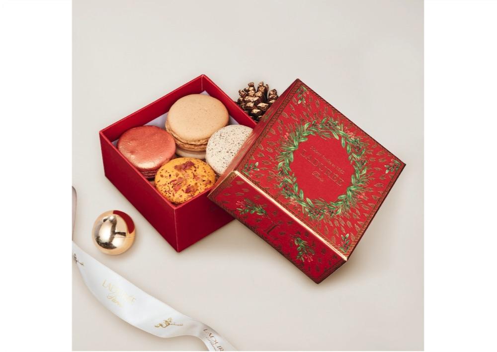 限定マカロンボックス「ホーリー・クリスマス」¥3,310