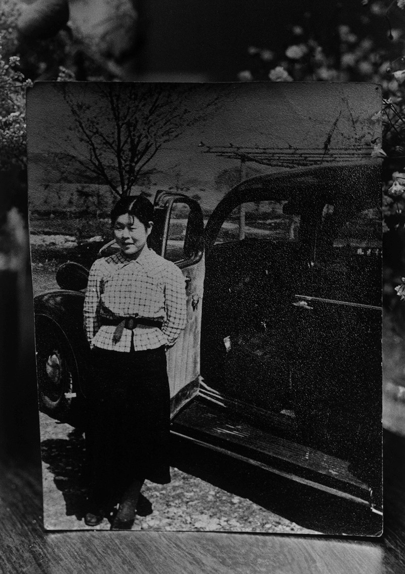 石内都 Mother's #3 2000年 東京都写真美術館蔵 ©Ishiuchi Miyako