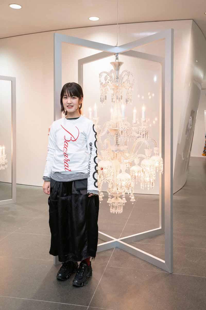 オリジナルTシャツ レディース(S/M/L)¥10,000/メンズ(S/M/L/XL)¥11,000
