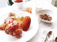 朝からバターの香りに包まれる幸せ! ピエール・エルメ・パリ 青山「Heaven」の「Petit Déjeuner」