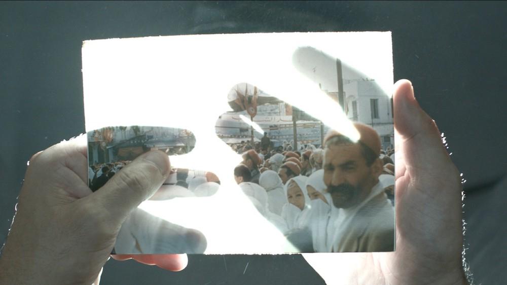 Apparition | Video | 3min | 2019 | © Ismaïl Bahri, Courtesy of the artist