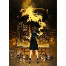 シャネルが『約束のネバーランド』の黄金コンビと夢のコラボレーション! 描き下ろし作品『miroirs』を発表、展覧会も開催
