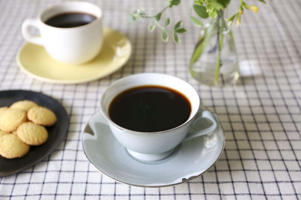 厳選したコーヒー豆と抽出器具があれば、今までカフェで楽しんでいた本格的なコーヒーが自宅でも楽しめるように。
