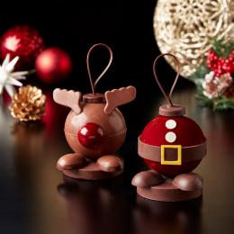 遊び心いっぱいのクリスマスケーキで華やかなひとときを。ザ・リッツ・カールトン東京のクリスマスケーキ&クリスマスブレッド&スイーツ