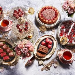 苺の季節をたっぷり味わい尽くしたい! ANAインターコンチネンタルホテル東京の「ストロベリー・センセーション2020」