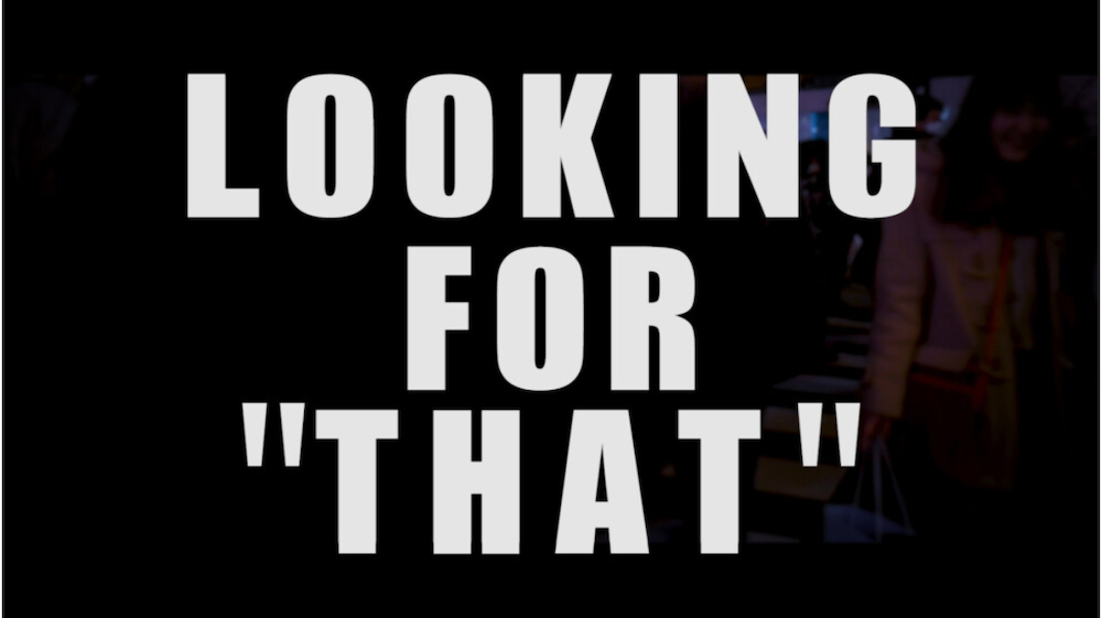 """男性映画監督が生理に関する""""声""""を届ける映画『LOOKING FOR THAT-アレを探して-』("""