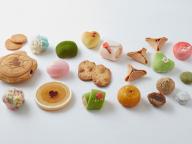 人気小説『和菓子のアン』に登場する和菓子を再現。「第8回本和菓衆」、銀座三越にて開催