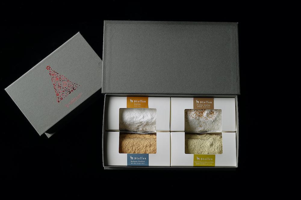 「ミニシュトーレン 4種セット」(限定300個)¥7,800