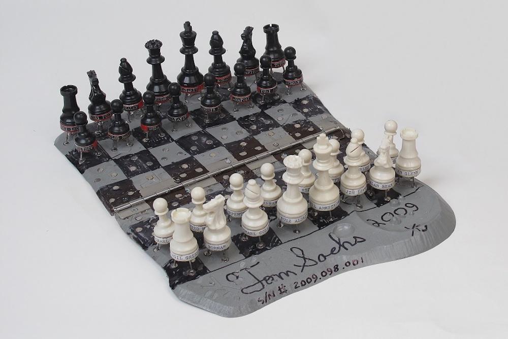 「Chess Set」 ©Tom Sachs Courtesy of Tomio Koyama Gallery