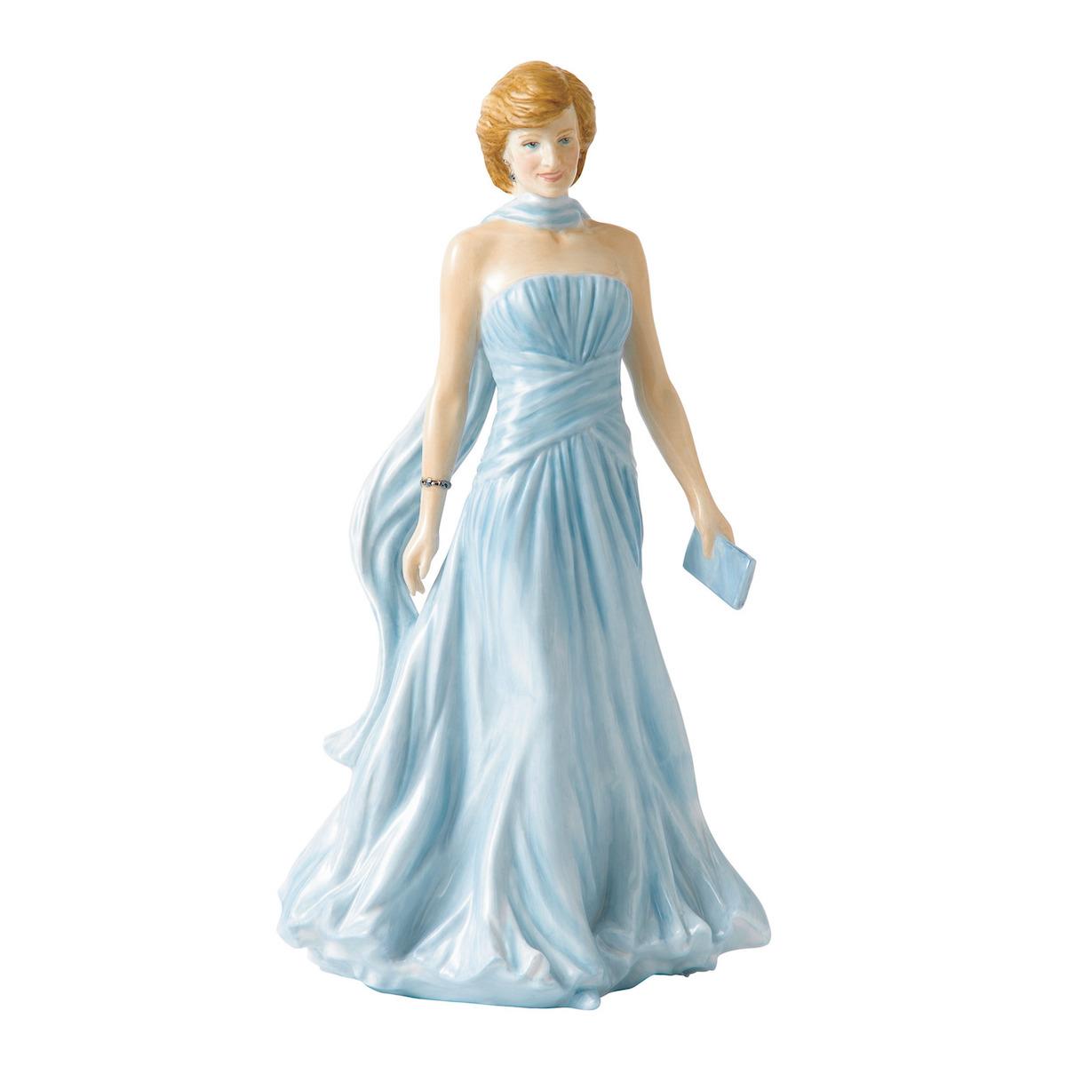 「プリンセス・ダイアナ」(H24cm)¥15,000(税抜)世界限定数3,000/国内入荷数24