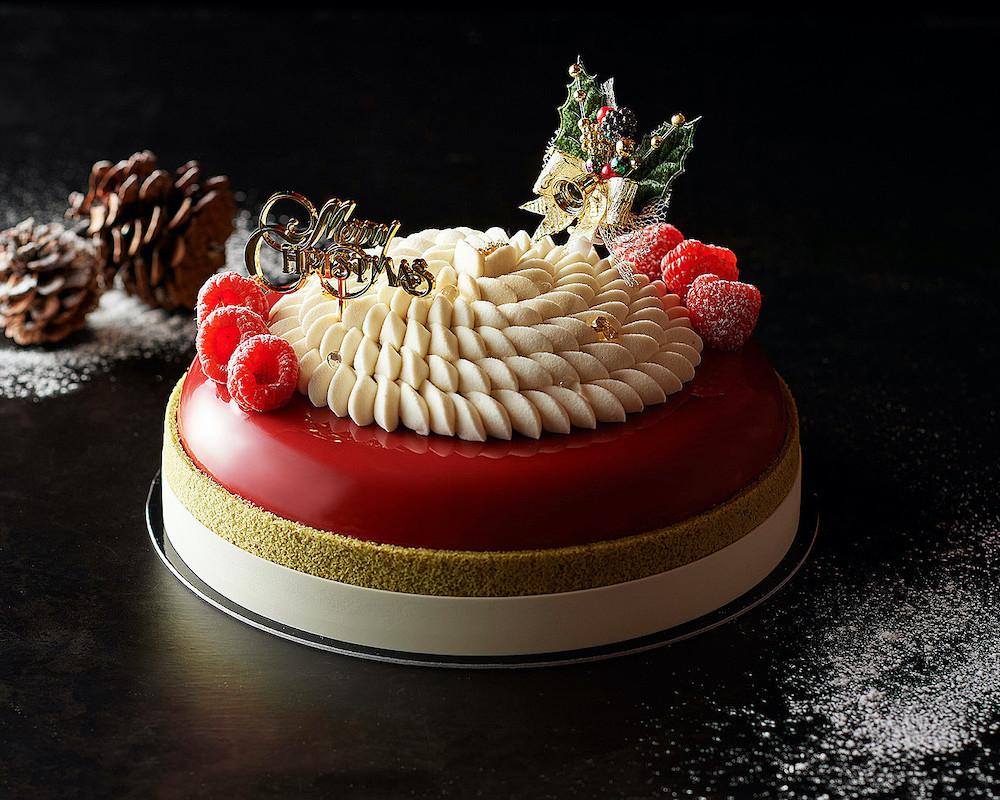 「フェスティブケーキ」(∅18cm)¥7,800