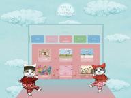 グッチ×ヒグチユウコのインタラクティブな世界へ! iPadアプリ「Gucci Kids Playground」が日本限定で登場