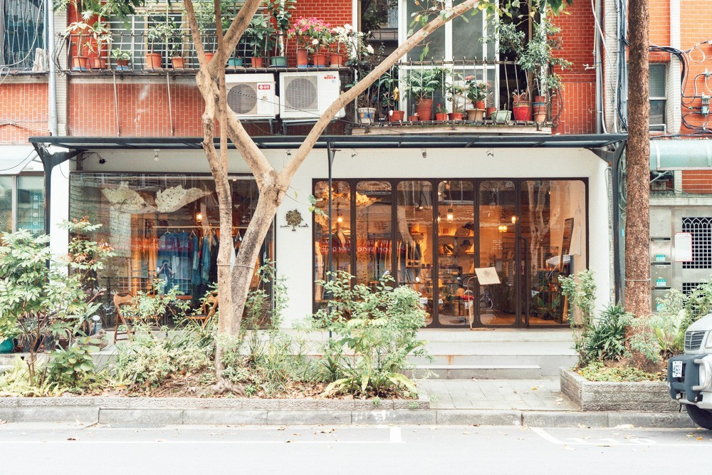 台北・松山国際空港から徒歩約10分の富錦街エリアで人気を誇る「富錦樹(フージンツリー)」もマーケットに出店。