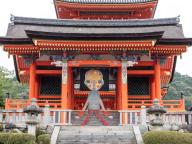 清水寺でアートを堪能!「CONTACT つなぐ・むすぶ日本と世界のアート展」、8日間限定で開催