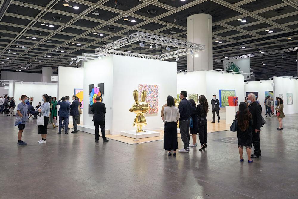 「アート・バーゼル香港」は5月21日(金)〜23日(日)に香港コンベンション&エキシビション・センターで開催予定。今年は新たに「アート・バーゼル・ライブ香港」が開催され、世界中の人々にアートフェアの様子が配信