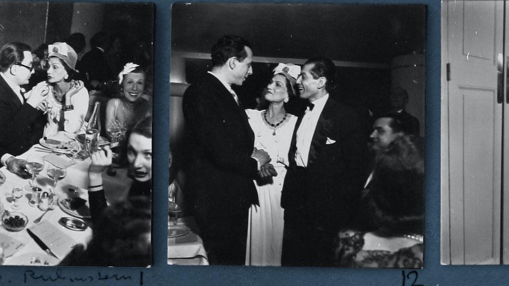 シャネルと新世代の映画製作者や女優たちの間では、実り多く、多くの場合とても友好的 な対話が重ねられました。ガブリエルは女優アンナ
