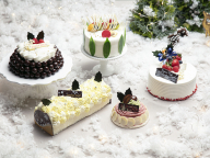 定番ケーキが意外なアレンジで登場! アンダーズ 東京のクリスマスケーキ、予約が間もなくスタート