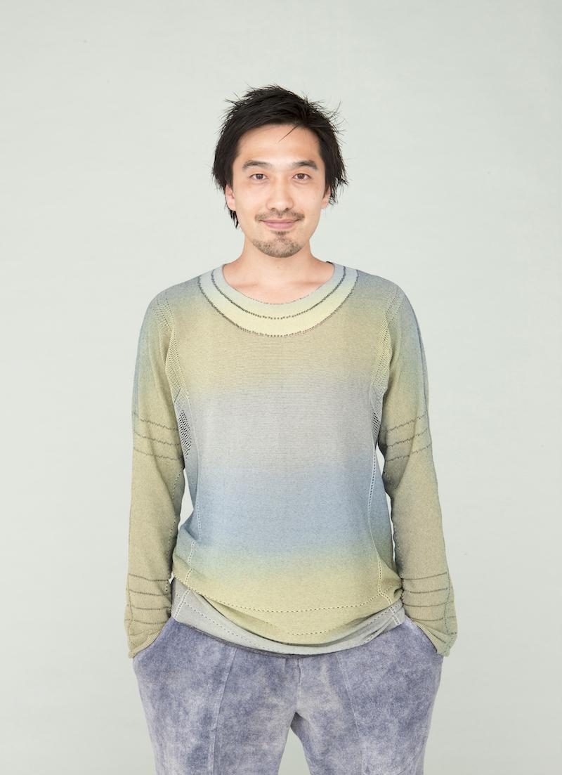 田根剛 photo: Yoshiaki Tsutsui