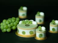 ラデュレより初のショートケーキ「ショートケーキ・ミュスカ」や「イスパハン」の豪華バージョンなどが登場