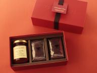 あんとチョコレートが絶妙マッチ! TORAYA CAFÉのバレンタイン限定メニュー
