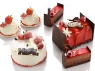 スペシャリテのミルフイユもクリスマス仕様に! フレデリック・カッセルのクリスマスケーキコレクション