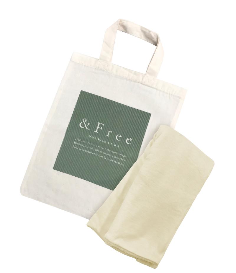 期間中に「&Freeオーダー枕」を購入すると、もれなく羽生選手の選んだピローケースが、メッセージカードとセットでもらえる。