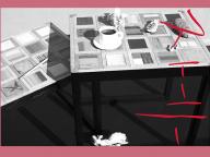 松原博子の写真、THE MAY CHANの家具、SHINO TAKEDAの器が物語を紡ぎ出す。グループ展「ストーリー」、間もなく開催