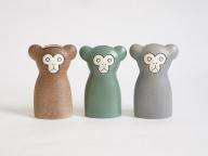 日々の暮らしに潤いを。鹿児島睦デザインによる動物の花器シリーズ「En Liten Vän」に新作が登場。