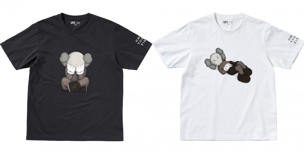 「カウズ UT グラフィックTシャツ(半袖・レギュラーフィット)()