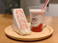 人気のいちごスイーツ店がエキナカに登場!「ICHIBIKO ニュウマン新宿店」オープン