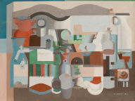 世界遺産建築で観る!「ル・コルビュジエ 絵画から建築へ―ピュリスムの時代」