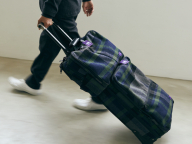 スパイク・ジョーンズが「ザ・ノース・フェイス パープルレーベル」にリクエストしたトラベルバッグが限定発売