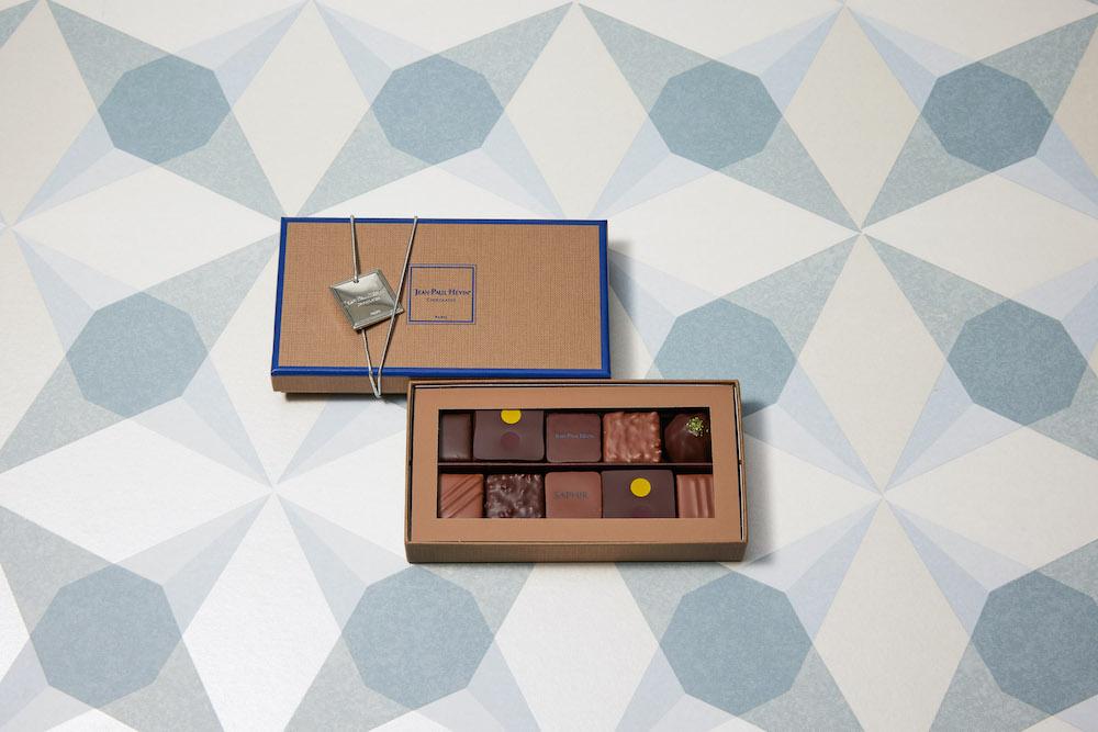 「ボンボン ショコラ 12個 イヴェール」¥4,600