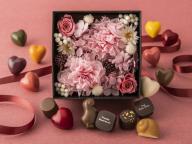 花とチョコレートで母の日を華やかに! ピエール マルコリーニから母の日限定ギフトボックスが登場