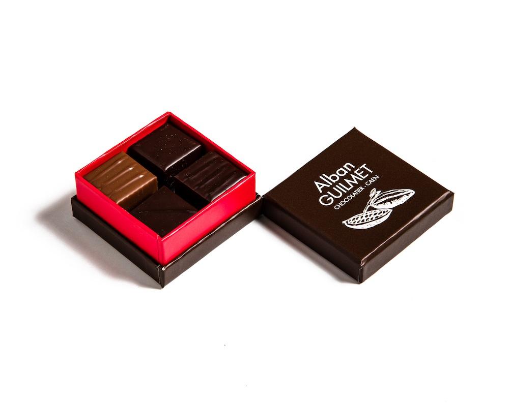 アルバン ギルメ「ショコラアソート ミニボワット」¥2,200
