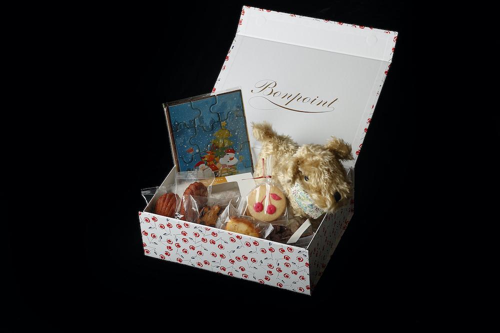「クリスマスハンパー」(限定60個)¥13,000