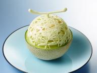 国産マスクメロンを贅沢に!シャングリ・ラ ホテル 東京に「メロンかき氷」が登場