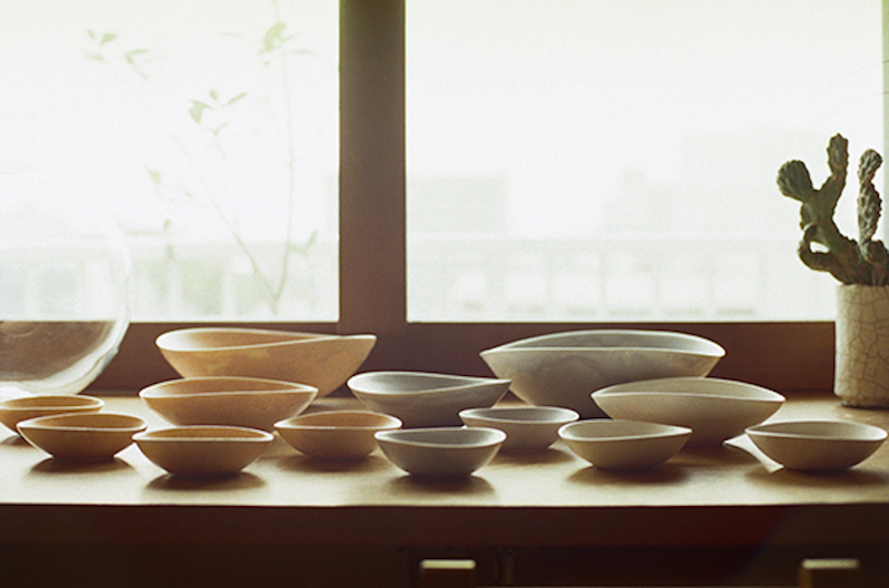 「4 Seasons dish」'Autumn -Winter'(Harvest / Breath / 4 Seasons) Sサイズ ¥3,500、Mサイズ ¥8,000、Lサイズ ¥40,000