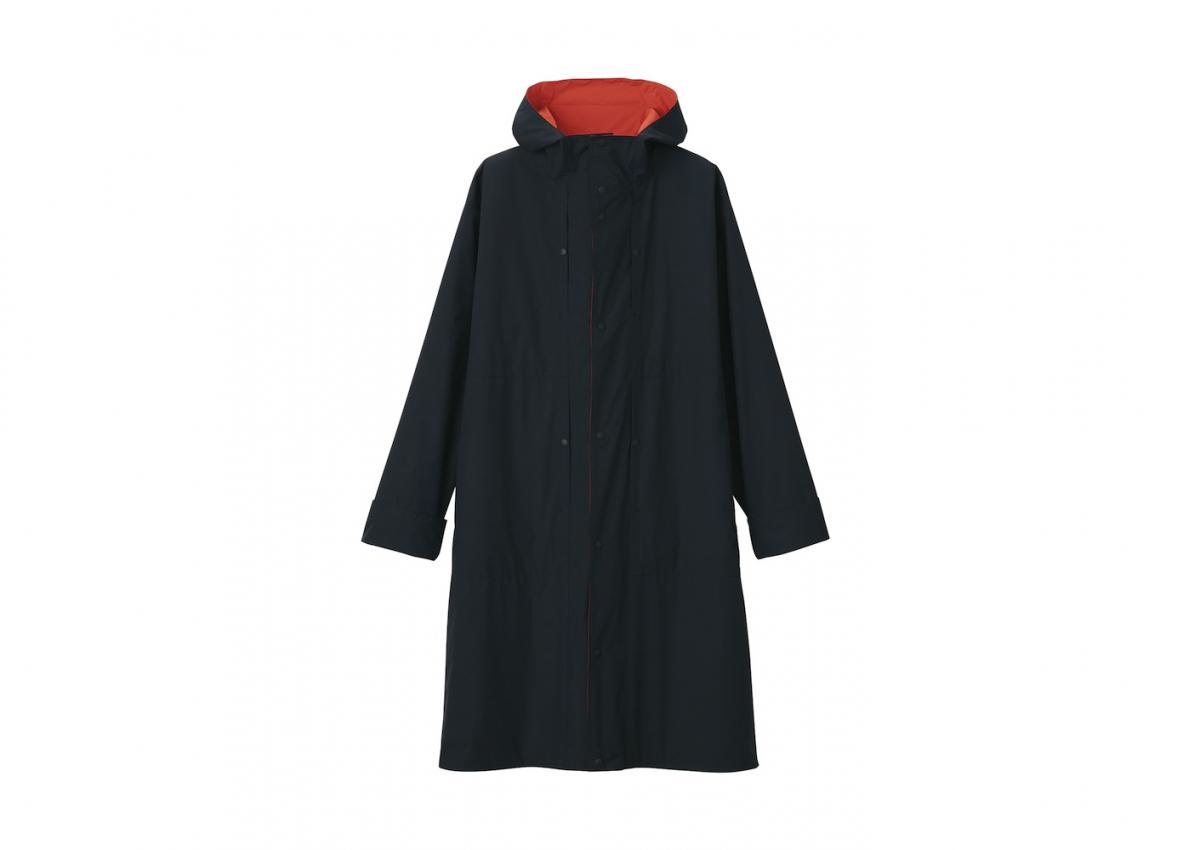 「いつものもしも 着るバッグ 11ポケットコート」¥6,990 ※全国の無印良品の限定店舗にて順次発売