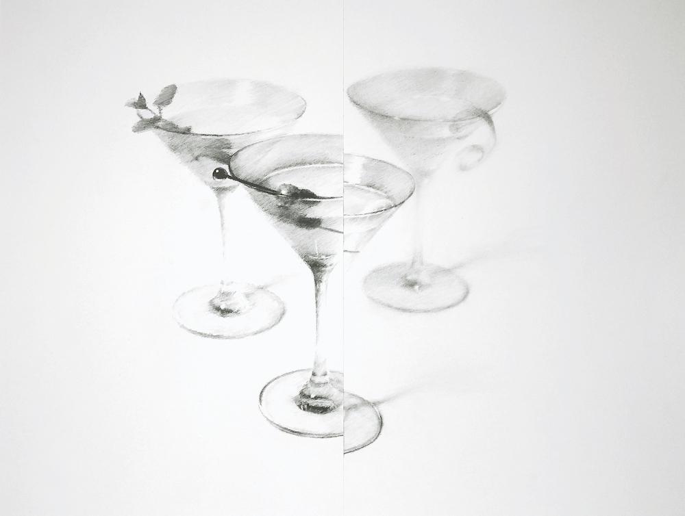 田幡浩一「one way or another (cocktail) #03」©️Kouichi Tabata Courtesy of Yutaka Kikutake Gallery