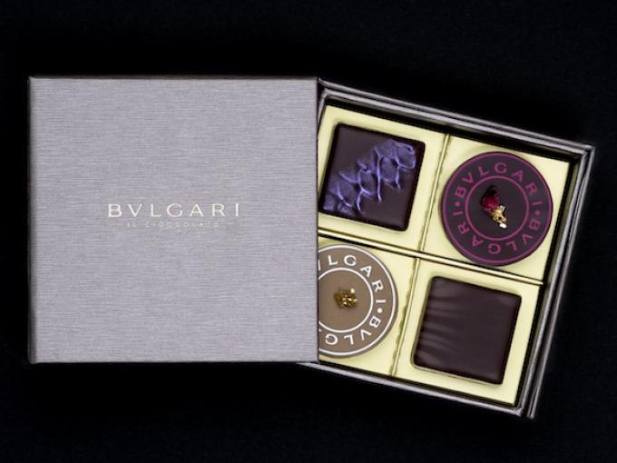 """799e247d6d80 イタリアの厳選素材が""""チョコレートの宝石""""に凝縮! ブルガリ イル・チョコラートの「サン・ヴァレンティーノ2018」"""